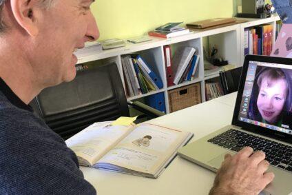 Distance learning auf Primarstufe