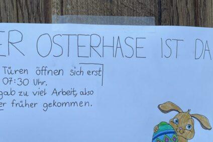 Osterhasentag